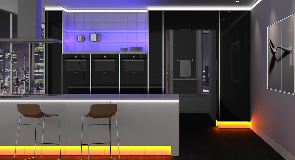 Idee e luce schl ter systems for Corsi per arredatori